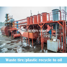Engine Oil Recycling Machine Recycle Used Oil To Diesel