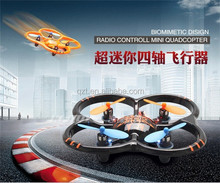 For kids toy U207 6 Axis Gyro RC helicopter 4CH Radio Control mini quadcopter UFO Toys