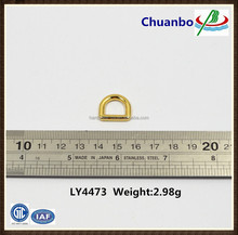 Fashion High Quality Zinc Alloy D Ring O Ring