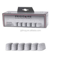 Replacement white charcoal water filter For Frigidaire Coffee Maker