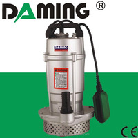 submersible water pump 1hp 1 inch pipe pump