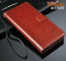 2015 New concise design leather phone case cover for nokia x2-01