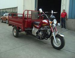 CKD Gasoline tricycle 3 three wheel motorcycle F1 150cc 200cc 250cc