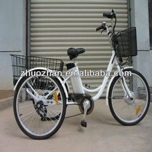 Electric tricycle TC24