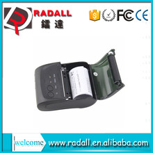 Trade Assurance!! 5802LD 58mm paper width andriod smartphone/pc/computer mini bluetooth android tablet with thermal printer