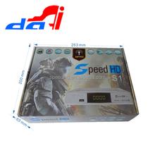 Speed S1 hd 4k satellite receiver twin tuner iks receivers