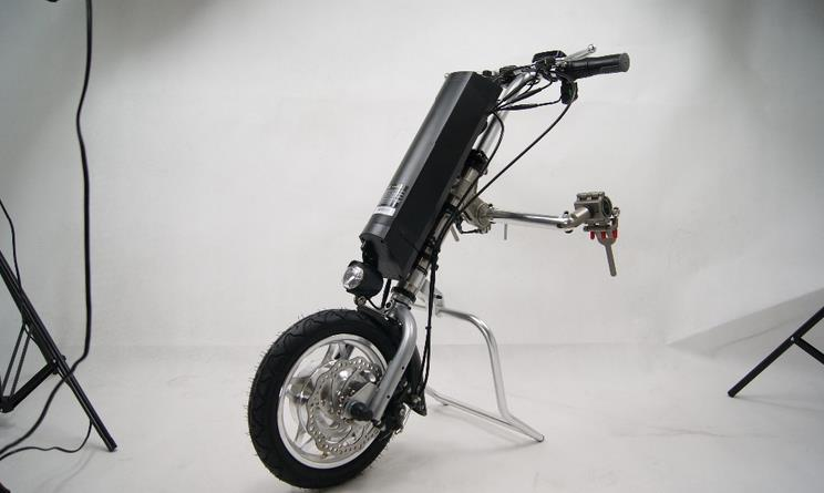 not foldable wheelchair handcycle