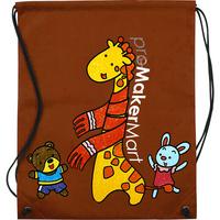 Cheap Nonwoven Bag, New-Concept Promotional Kids favour Drawstring Cheap Nonwoven Bags as Fair Getaways, PromoMakerMart