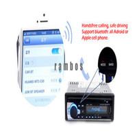 Hot Car Radio Bluetooth Auto Audio Stereo FM Transmitter USB/SD Aux Audio MP3 Player Car In Dash