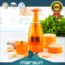 Kitchen Helper Multi-Functional Manual Plastic Vegetable Chopper