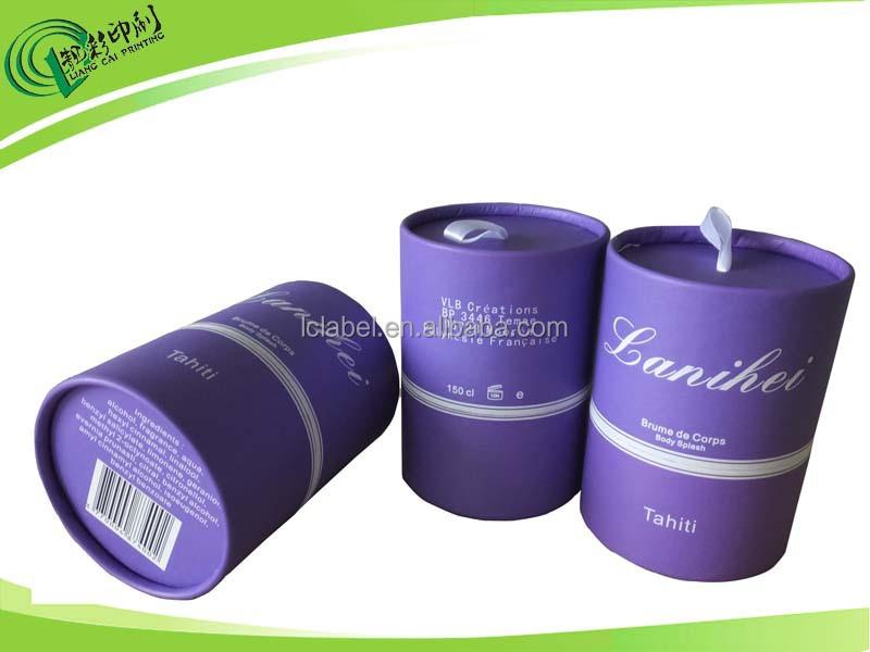Cardboard Candle Tubes Eco-friendly Cardboard Candle