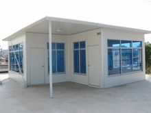 professional design Environmental friendly cheap prefab house