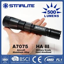 STARLITE 2015 Powerful 500LM IPX7 tactical light for gun