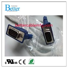 Fashionable useful classical vga to for audio cable