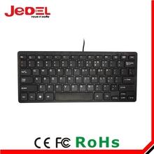 2014 mini teclado de chocolate de los últimos modelos