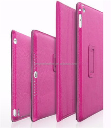 NEW Luxury 100% PU Leather Case for Apple iPad Air Support Smart Cover Functionn