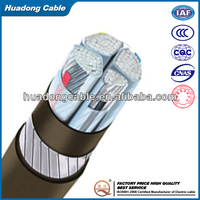 600/1000V IEC60502 Standard Competitive Price Cu/PVC/PVC PVC Power Cable