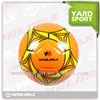 2015 Leather sewn Soccer ball