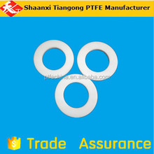 PTFE sealing lips for seals