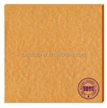 Factory good quality cheap floor crystal ceramic tiles, yellow ceramic tile