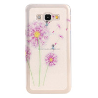 Glittering Soft case for Galaxy A8, Shining tpu case for Samsung A8