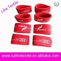 Selling colored custom Nordic ski clip/hook&loop snow ski straps