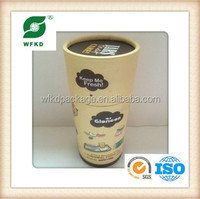 Recycle Round Cardboard Paper Tube/ Paper Core for Paper Gift Box