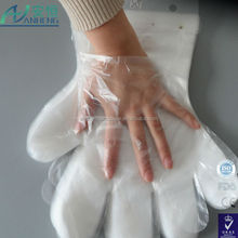 we are specialized in ISO13485 approved medical products plastic disposable gloves made in China plastic disposable gloves