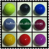 colourful exercise golf balls