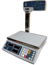 Popular design 30kg argiculture price pole scales