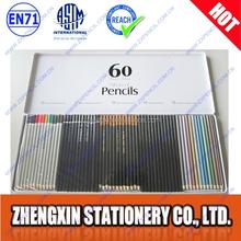 Tin Case 60 color pencils