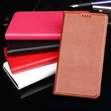 Colorful leather wallet cell phone case waterproof phone case for nokia lumia 830