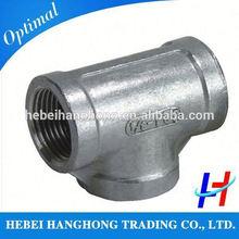 Trade Assurance Supplier ASME carbon steel split tee antirust coating