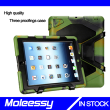 Unique shockproof wholesale soft CE Certificate tablet silicon case cover for iPad 234