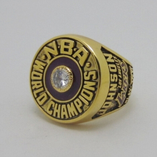 Wholesale Jewelry Hot Selling 1982 1980 Fashion USA Sports Basketball League Championship Rings