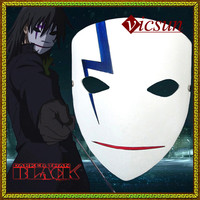 SZ-007 Yiwu Caddy Halloween party cosplay classic movies Dark of the Promisor Li Shunsheng thunder resin face mask