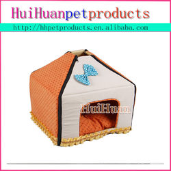 Winter heated dog beds outdoor