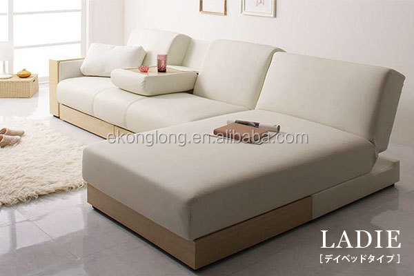 China Wooden Sofa Cum Bed Mechanism Modern Design Sofa Set