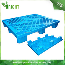 1200*1000mm 100% Virgin HDPE factory price 9 leg 4 way export nestable plastic pallet