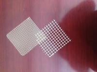 China top quality Heat resistant Teflon grid mesh