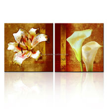 Painting For Restaurant Wall Decoration/Dropship Canvas Art/Flower Group Painting