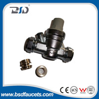zhejiang forging brass pressure reducing valve for radiator valve in HVAC systems & parts for heating radiators