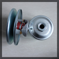 "Driver clutch 1"" driven clutch 3/4"" 40 SERIES go kart 200cc engine with wet clutch electric kart parts"
