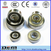 cheap china deep groove ball bearing 626ZZ