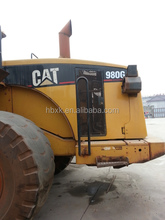 used 980G cat wheel loader