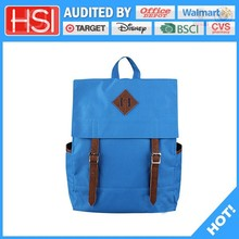 audited factory wholesale price salable pvc school bag