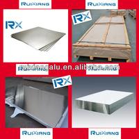 factory manufacture a1100 plain aluminum alloy plates