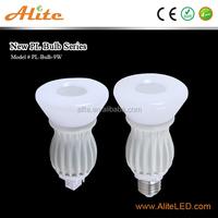 300 degree omni E27 LED bulb 9W 1000lm 100-277V