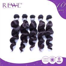 Various Colors Loose Wave Weave White Sliver Italian Mink Braiding Hair