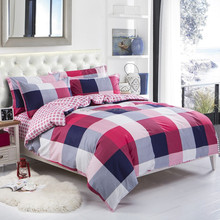 100% cotton twill embroidery fashion bedding duvet and sheet set for children